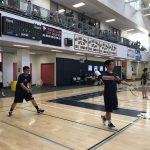 Badminton vs. Patrick Henry