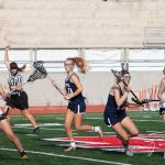 JV Girls Lacrosse Falls To La Jolla