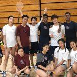 Badminton - League Finals 2019