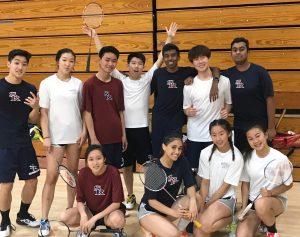 Badminton – League Finals 2019