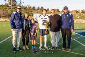 Boys Lacrosse Senior Night 2019