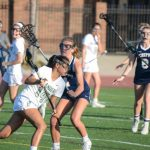 Girls JV Lacrosse Falls To Coronado In Close Game