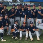Varsity Baseball Wins Western League Title