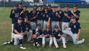 Varsity Baseball @ Madison