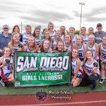 Girls Lacrosse vs. La Jolla - CIF Open Finals
