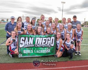 Girls Lacrosse vs. La Jolla – CIF Open Finals