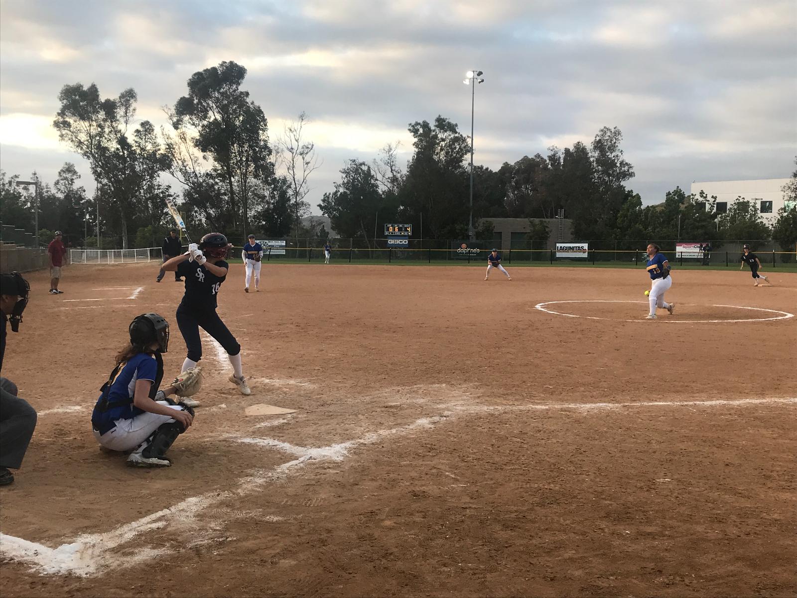 Softball Beats Grossmont To Advance To CIF D1 Finals