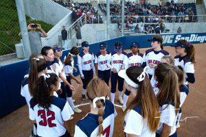 Softball vs. San Marcos – CIF D1 Finals