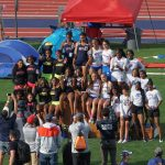 Girls Track - 4x100 Relay State Champions