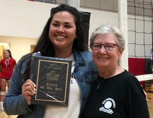 Roni Greenwood – HSSA Volleyball Coach Of The Year