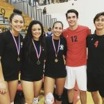 SRHS Sends 5 Student-Athletes To HSSA All Star Volleyball Games