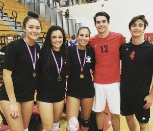 HSSA All Star Volleyball Game 2019