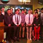 Boys Volleyball Banquet 2019