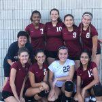 Freshman Girls Volleyball Shine In First Scrimmage