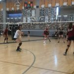 Freshman Girls Volleyball Fall To Sage Creek