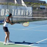 JV Girls Tennis Beats Rancho Bernardo In First Match Of The Year