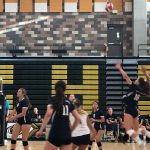 Varsity Girls Volleyball Fall To Sage Creek On The Road