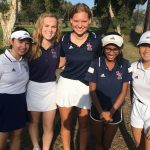 JV Girls Golf Beats Our Lady Of Peace