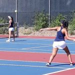 Varsity Girls Tennis vs. La Costa Canyon