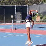 Varsity Girls Tennis Beats La Costa Canyon
