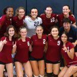 Freshman Girls Volleyball Beats Escondido