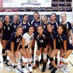 Girls JV Volleyball Beats Escondido in 2.