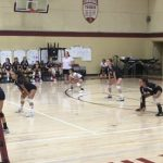 Girls JV Volleyball Falls To Bishops On The Road