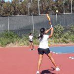 JV Girls Tennis Beats University City