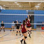 Freshman Girls Volleyball Fall To Ramona On The Road