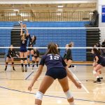 Girls JV Volleyball Fall To Ramona In 3