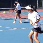 JV Girls Tennis Falls To Westview In Tight Match