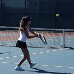 JV Girls Tennis vs. Poway