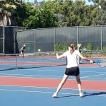 JV Girls Tennis Beats Poway