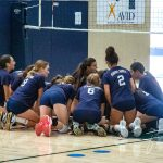 Girls JV Volleyball Falls To Del Norte On The Road