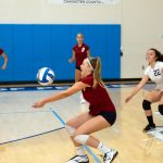 Freshman Girls Volleyball @ Our Lady Of Peace