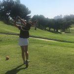 Varsity Girls Golf vs. San Diego