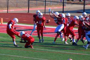 Freshman Football @ Fallbrook