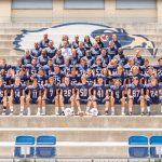Falcons JV Football Team Picture 2019