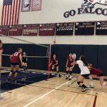 Freshman Girls Volleyball Falls To Sage Creek