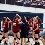 Freshman Girls Volleyball vs. Sage Creek - Album 2