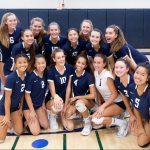 Varsity Girls Volleyball Beats Sage Creek