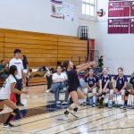 Girls JV Volleyball Falls To Del Norte