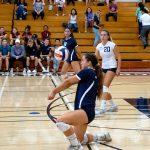 Girls Varsity Volleyball vs. Del Norte