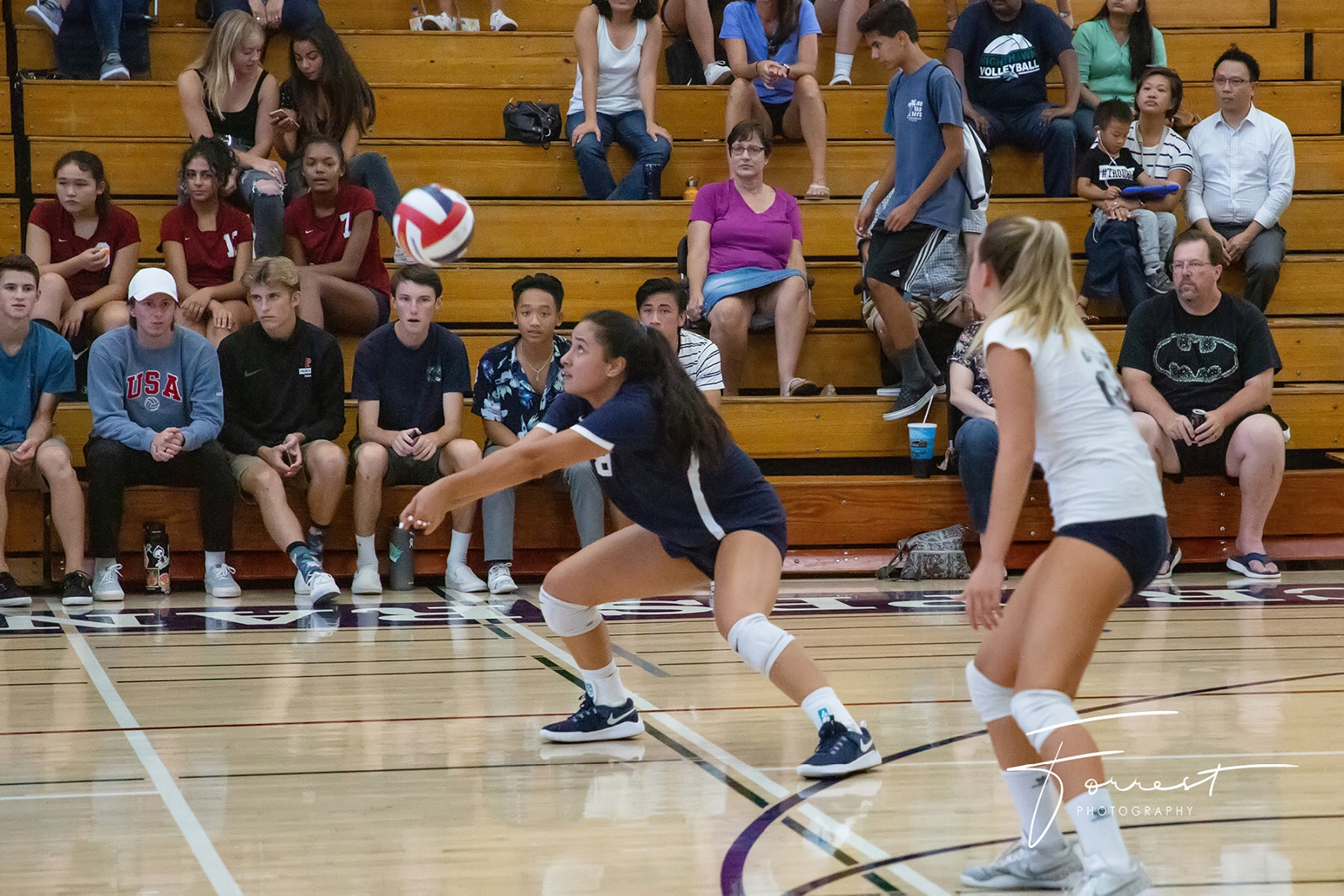 Varsity Girls Volleyball Falls To Del Norte In Epic Battle