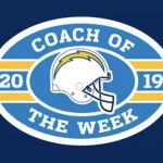 Coach Gardinera Nominated For Coach Of The Week Honors