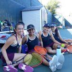 JV Girls Tennis @ Coronado