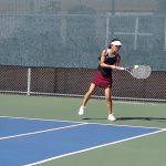 Girls JV Tennis Falls To Coronado