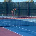 Varsity Girls Tennis vs. Coronado