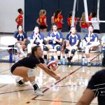 JV Girls Volleyball Falls To Cathedral Catholic