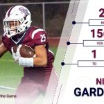 Nicholas Gardinera – Player Of The Game vs. La Jolla